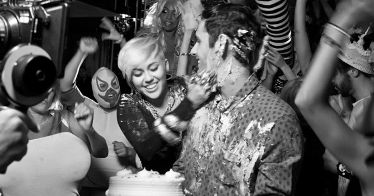 Miley cyrus borgore