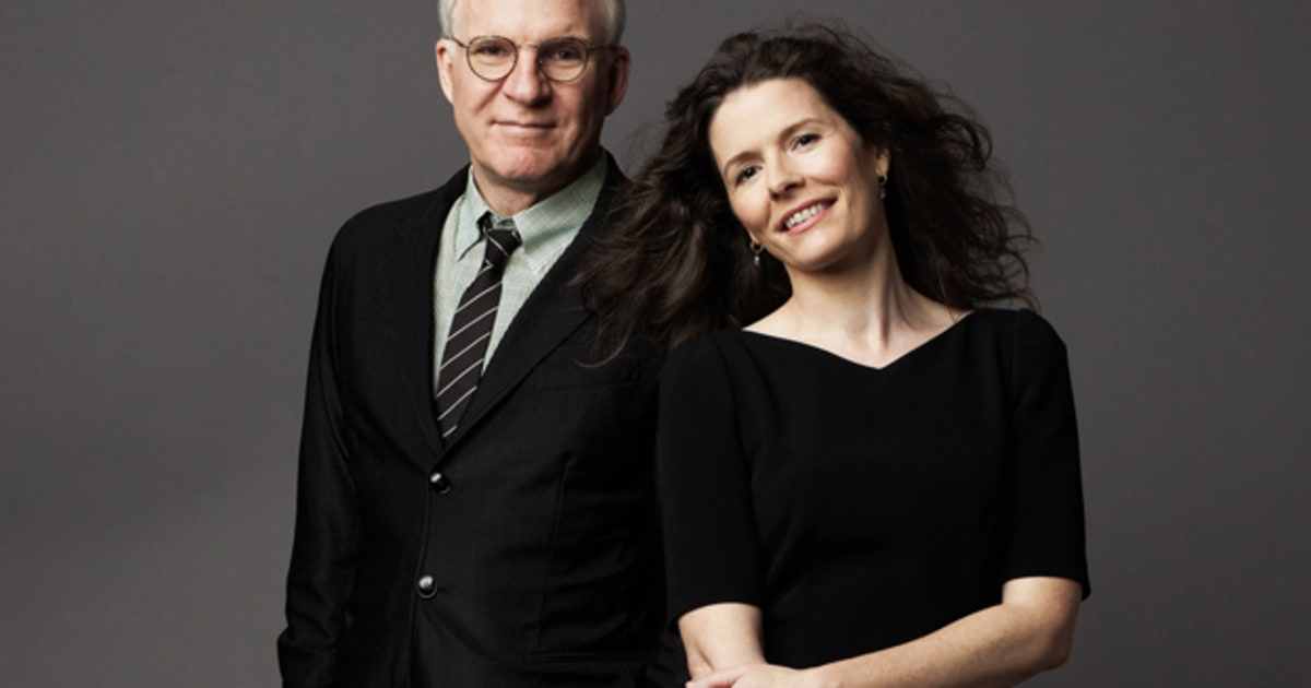 Steve Martin And Edie Brickell Talk New Lp Love Has Come