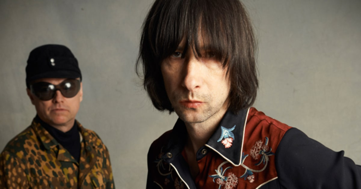 primal scream premiere its alright its ok video