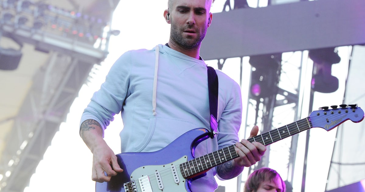Adam Levine Embraces Haters Loved The Girls Maroon 5