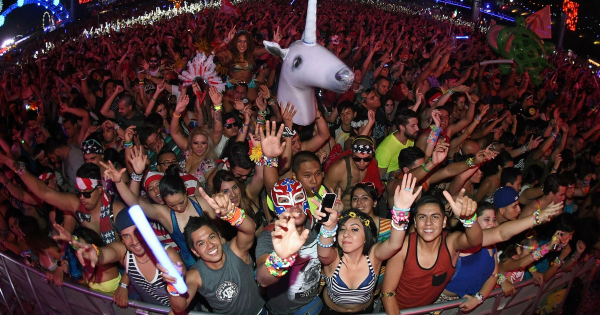 Second Person Dies After Electric Daisy Carnival In Las