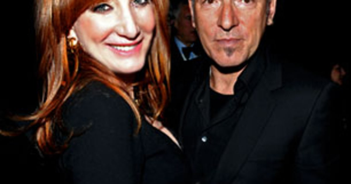 Patti Scialfa Records Song With Bruce Springsteen For