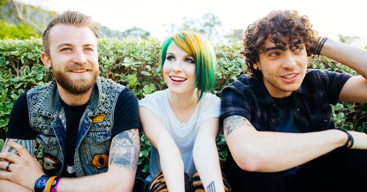 Hayley Williams on Puking Up 'Ain't It Fun' and Paramore's ...