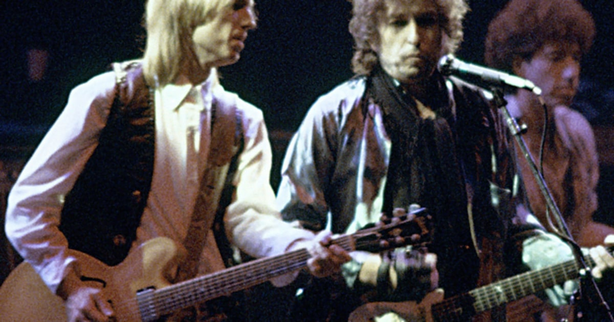 Bob Dylan and Tom Petty True Confessions