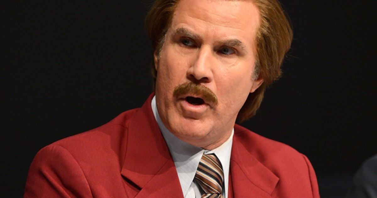 personality analasys of ron burgundy Ron burgundy, the anchor man ferrell is portraying is in ferrell's own words, kind of dumb that would not make the movie dumb in itself but ferrell makes the awful mistake by letting the character too aware that he is dumb.