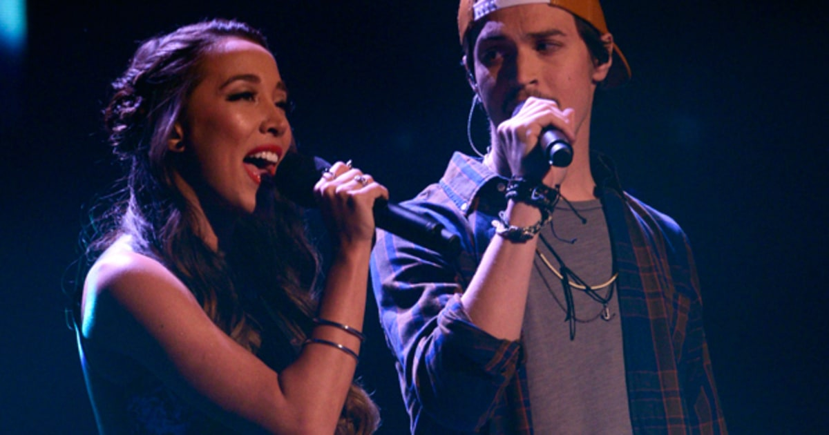 x factor recap demi lovato calls alex and sierra