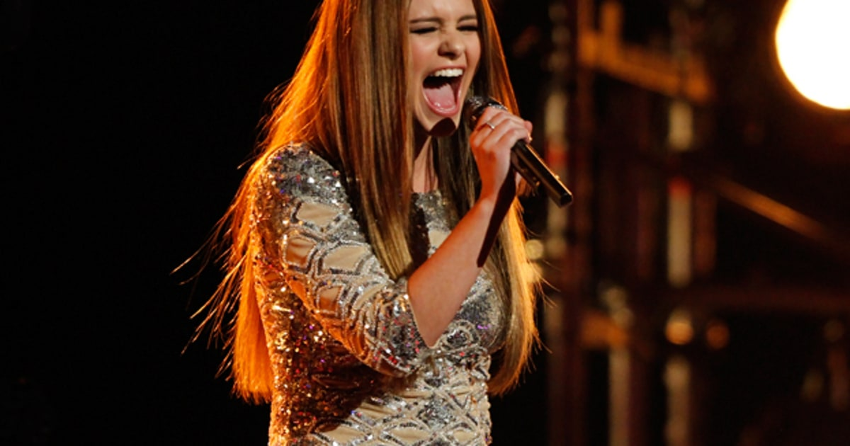 The voice recap could jacquie lee win rolling stone