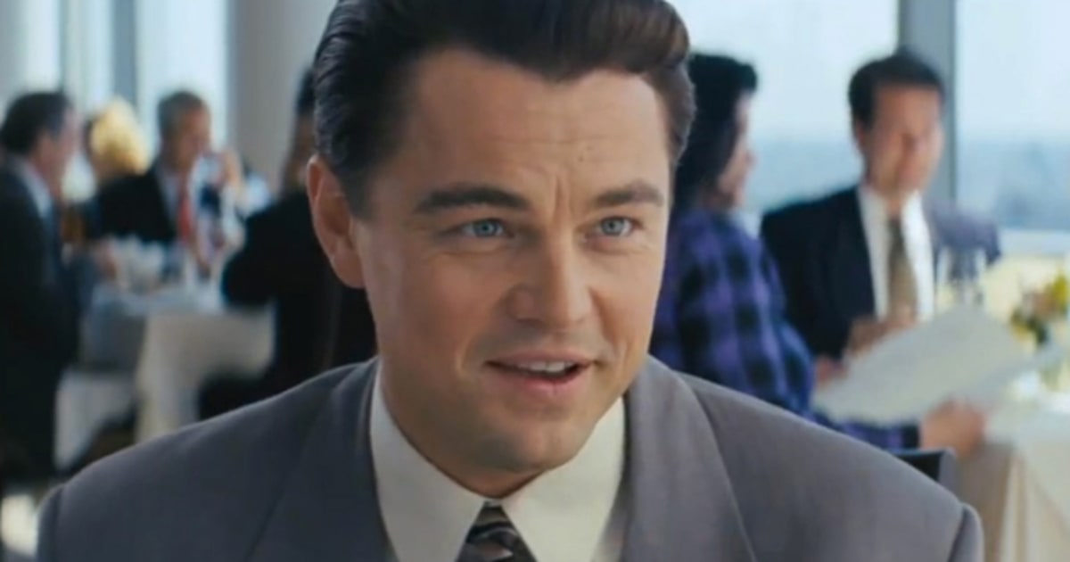 peter travers says 'the wolf of wall street' is hilarious and
