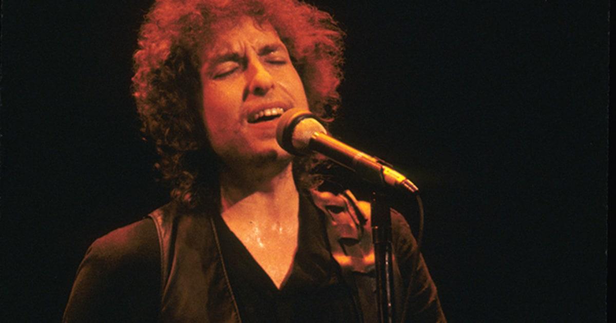 Flashback: Bob Dylan W...