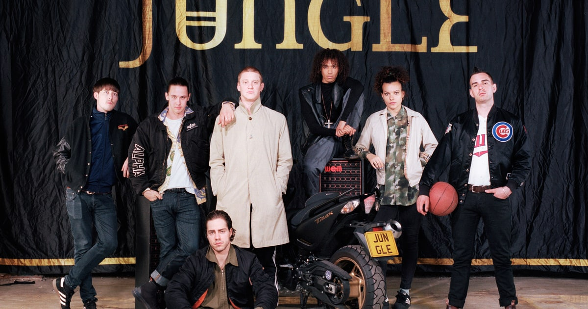 Jungle Band Touring Members