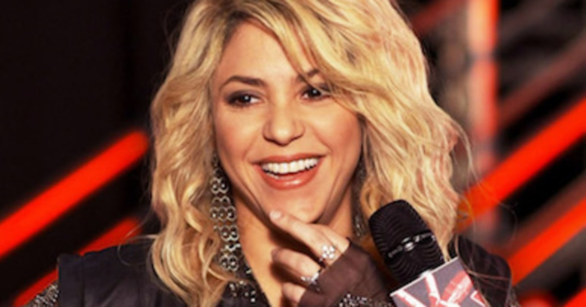 Shakira To Leave The Voice Her 6 Greatest TV Moments