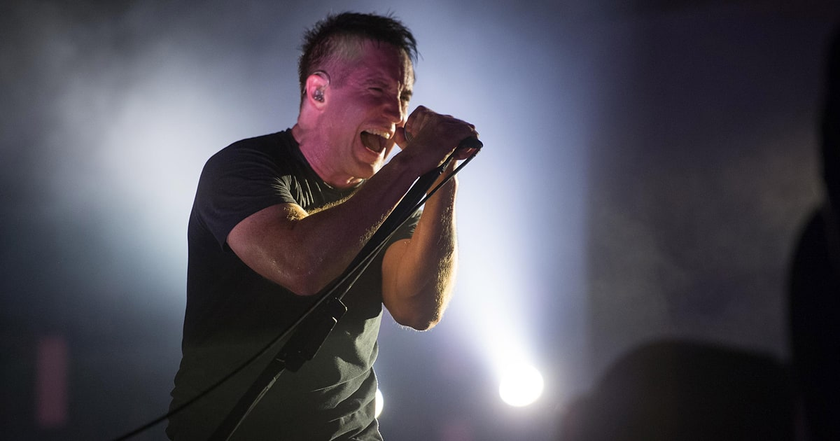 Nine Inch Nails and Soundgarden Launch Thunderous Joint Tour in ...