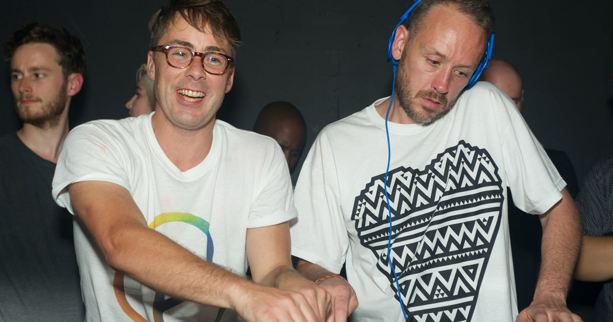 Basement Jaxx Invent A 'Twerkbot 1.0' In 'Never Say Never