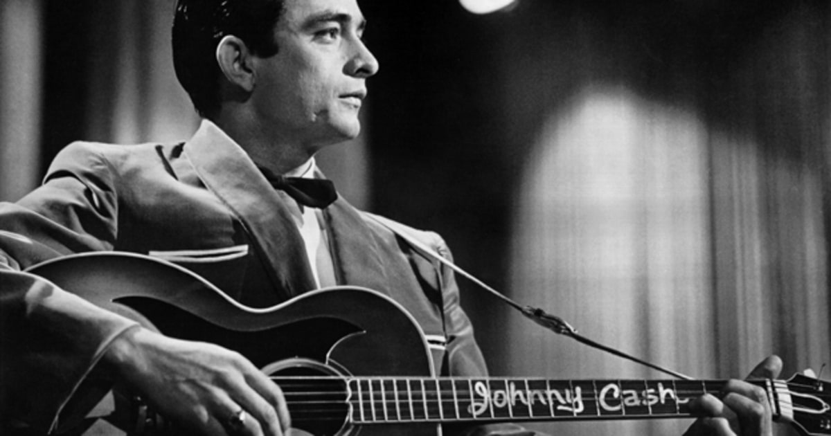 Flashback Johnny Cash Makes Opry Debut Meets June Carter Rolling