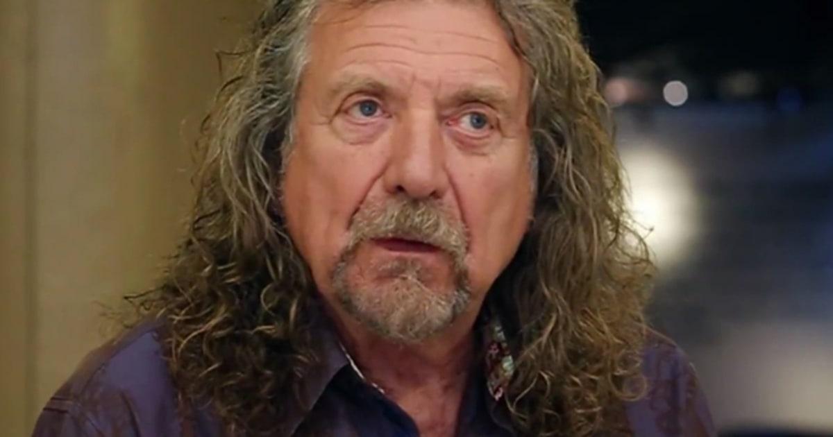 Robert Plant Explains ...
