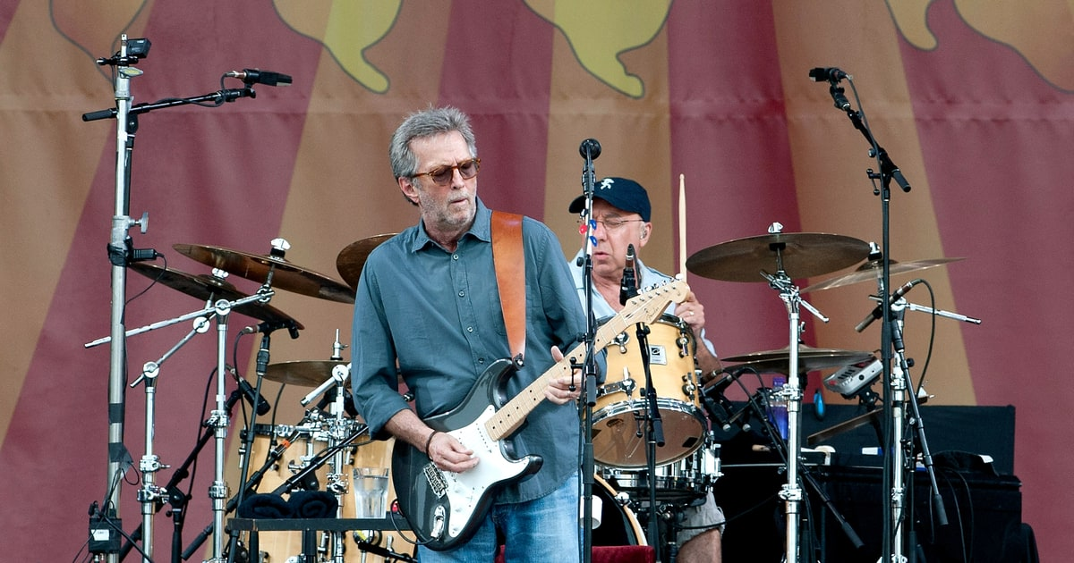 Fly On The Wall Africa At Xenophobia Crossroads: Eric Clapton Takes Off On New Tour Doc 'Planes, Trains And