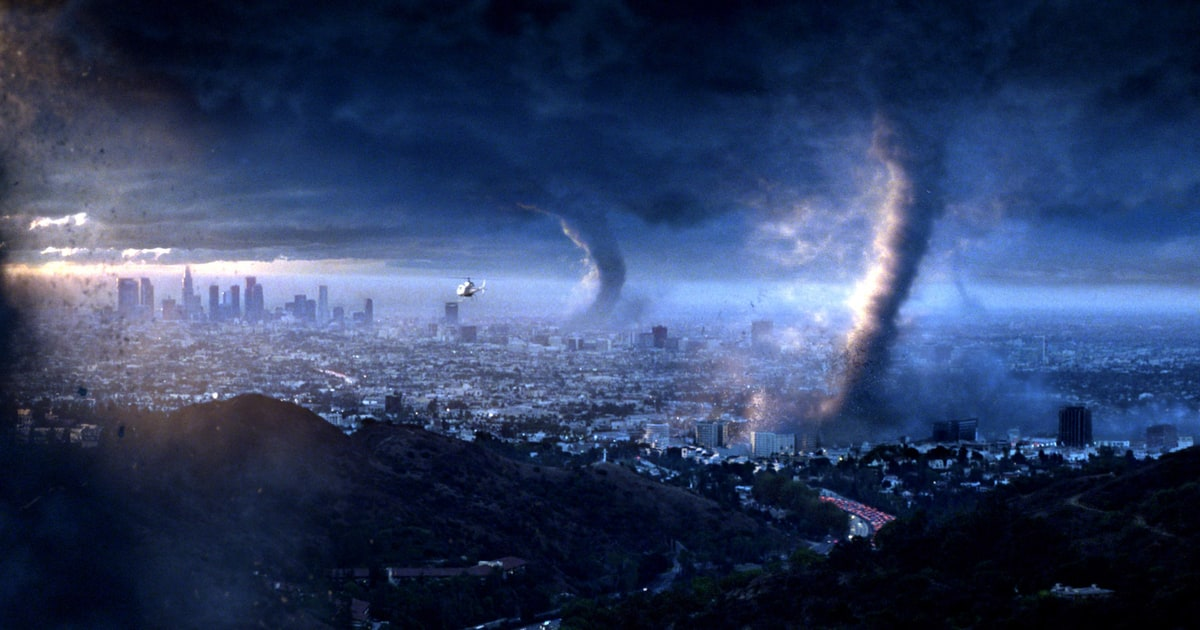 Natural Disasters In The Last  Years