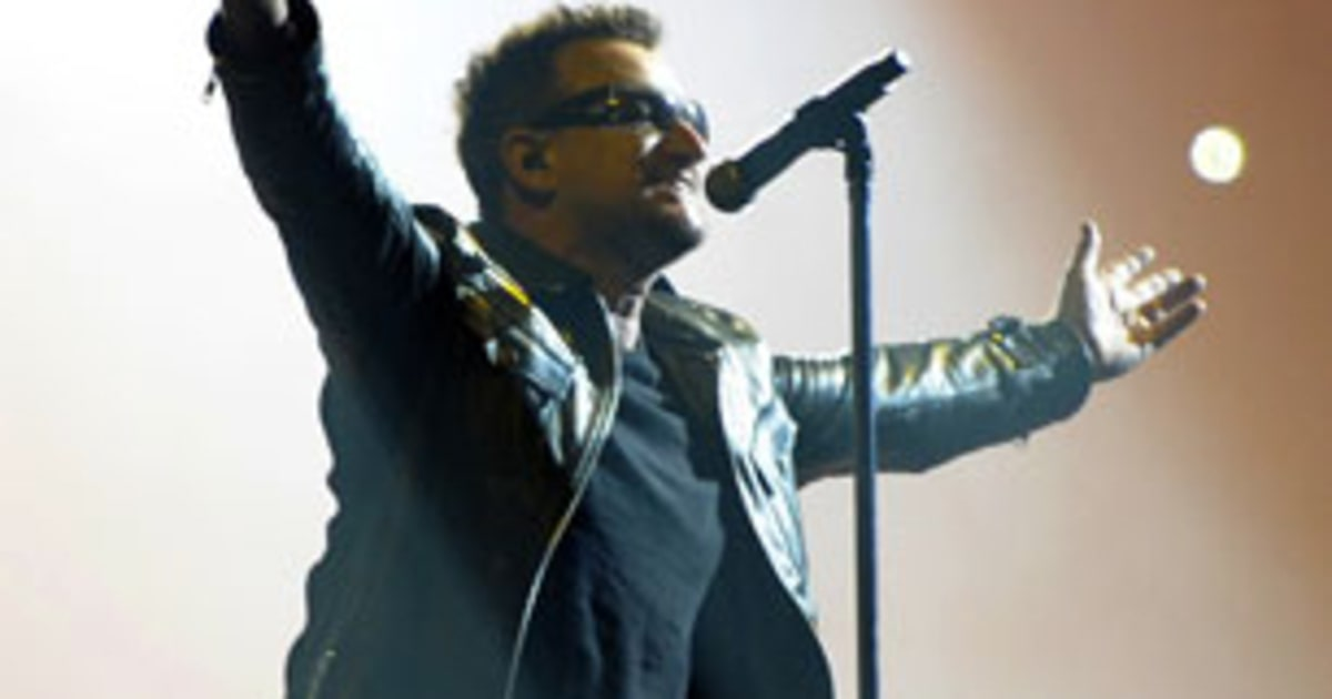 U2 To Break Record For Highest Grossing Tour Of All Time