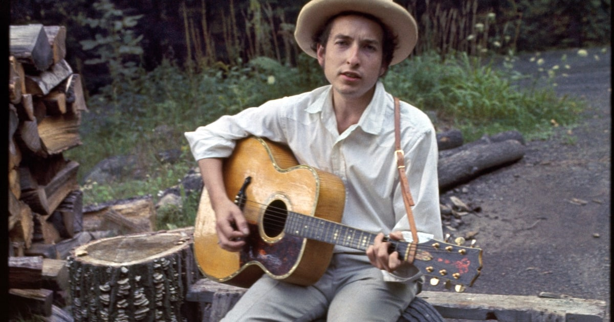 Bob Dylan's Complete, Legendary 'Basement Tapes' Shall Be