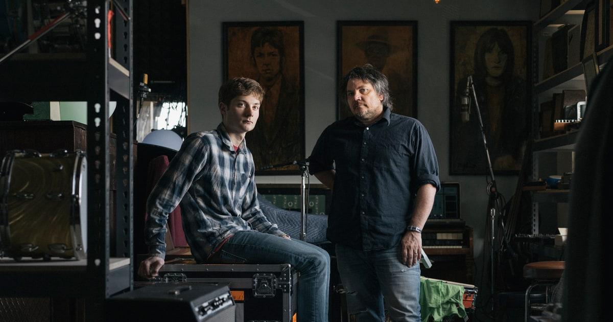 Jeff Tweedy S Family Affair Rolling Stone