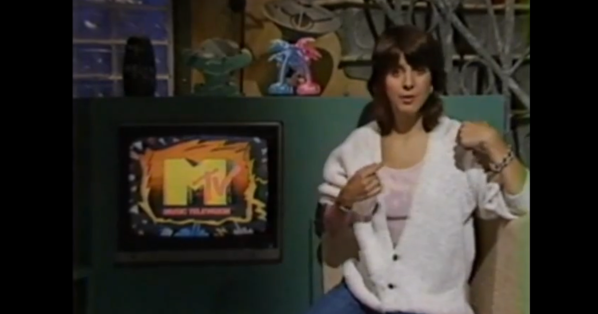 Eight Incredibly Random Minutes Of Mtv From The Summer Of