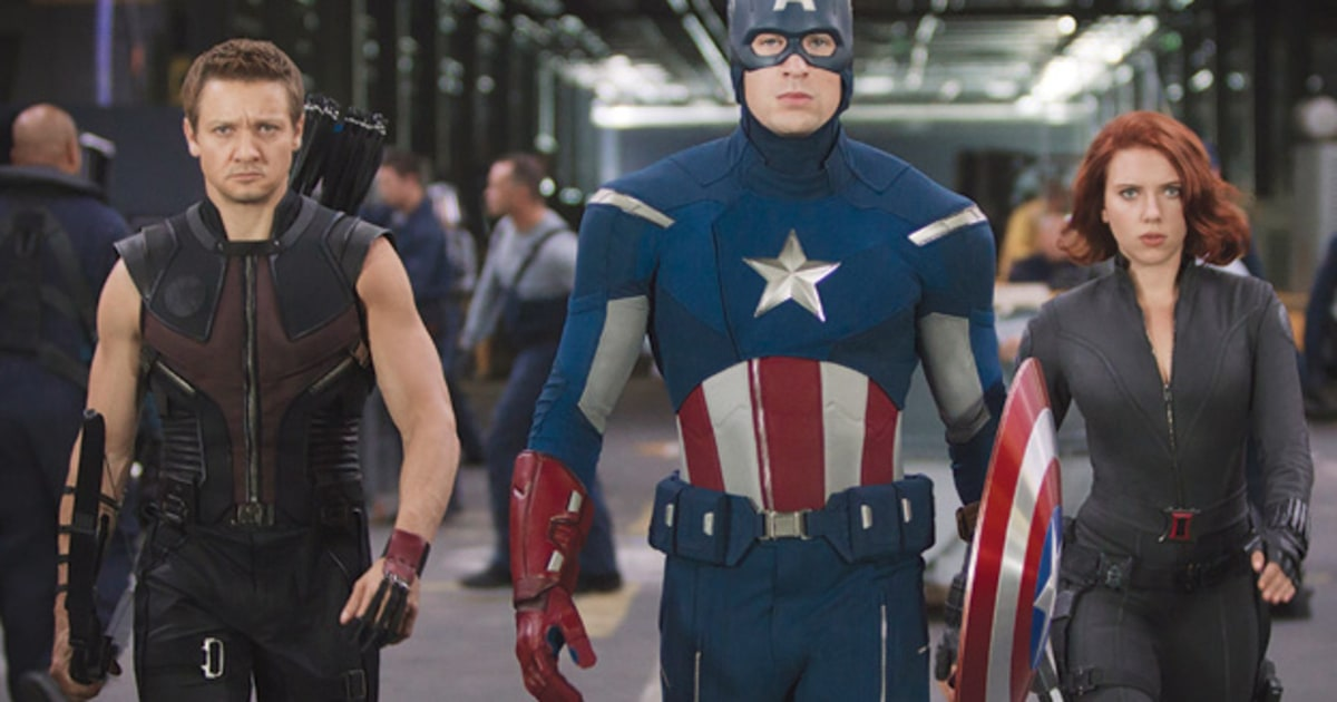 39 the avengers 39 shatters box office records for opening - Movie box office results this weekend ...