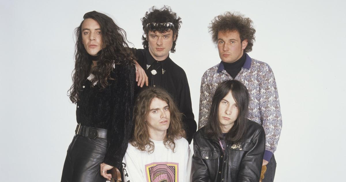 Primal Scream Guitarist Robert 'Throb' Young Dead at 49 ...