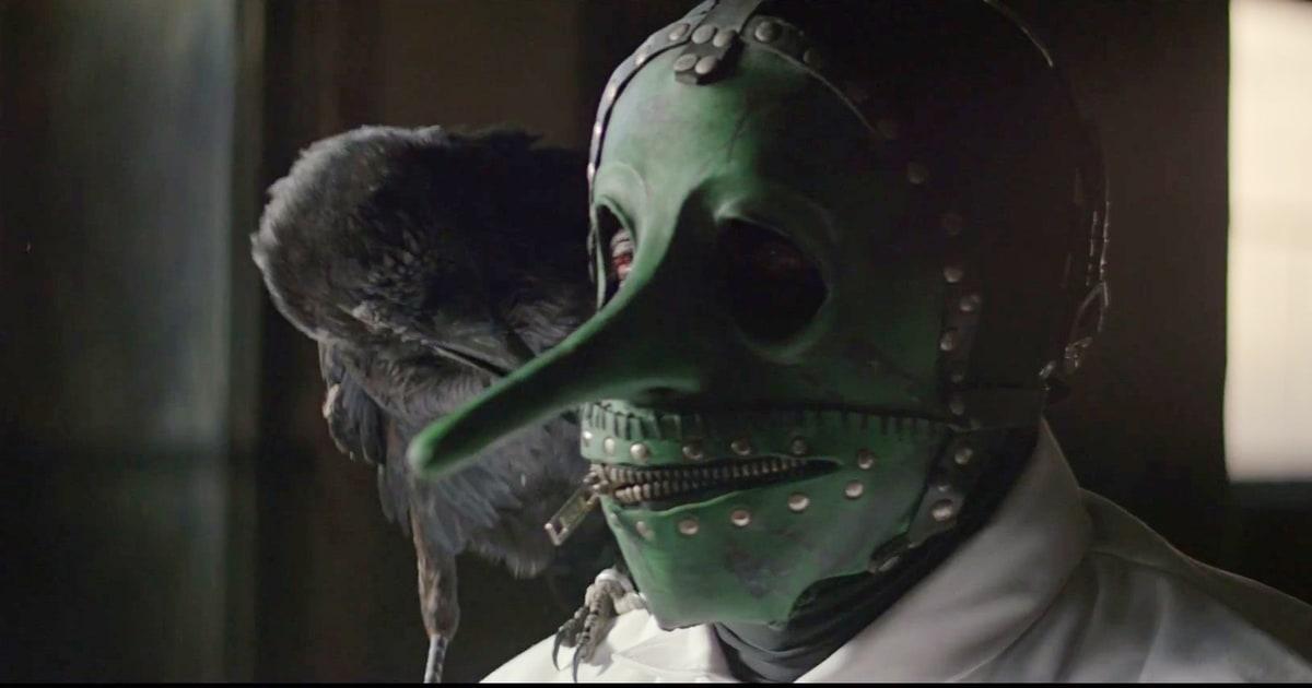 Slipknot Host Asylum Rave In Terrifying The Devil In I