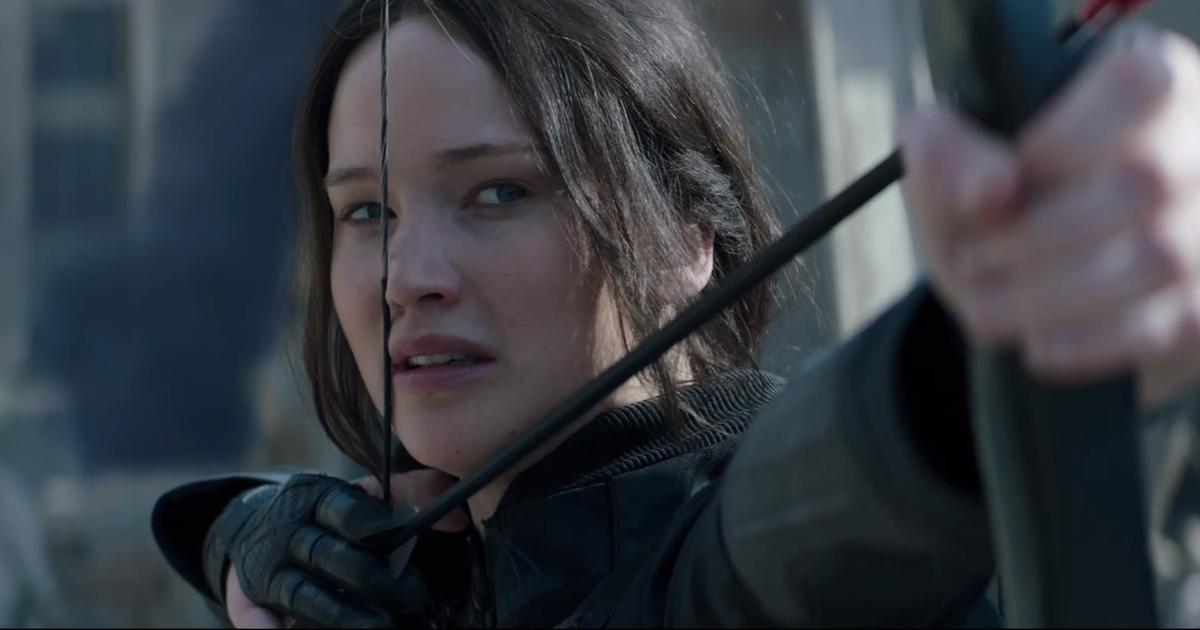 Hunger Games: Mockingjay Part 1 New Trailer Teaser
