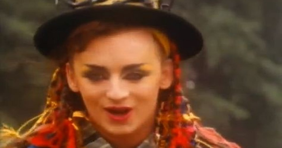 "Culture Club, ""Karma Chameleon"" 