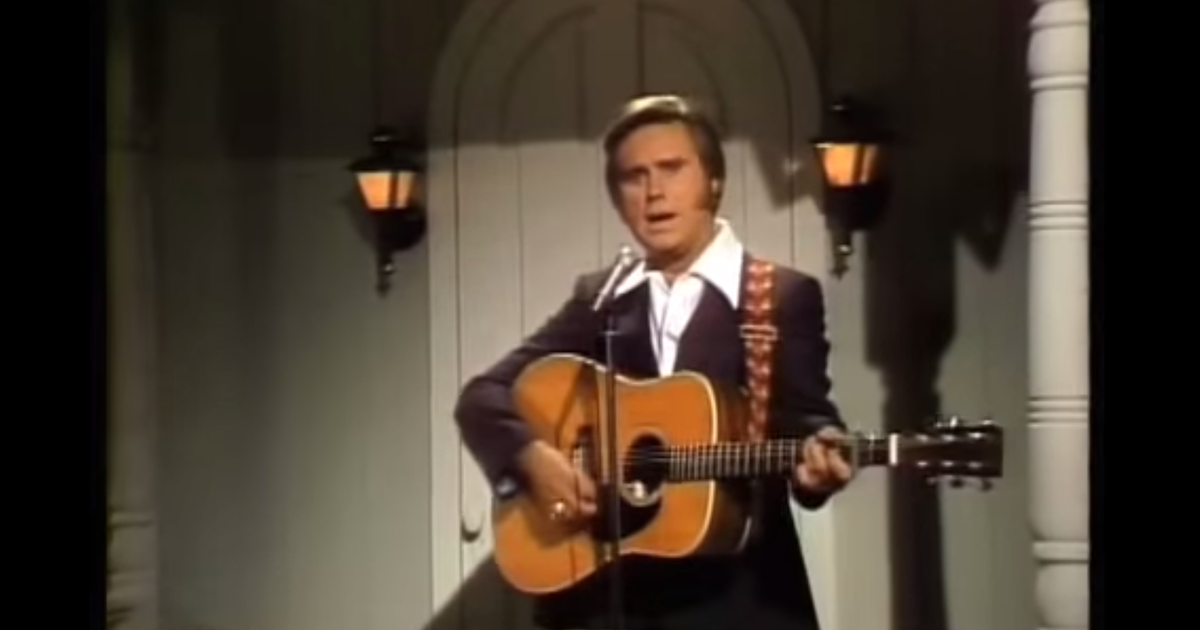 George Jones Quot The Grand Tour Quot 40 Saddest Country Songs Of All Time Rolling Stone