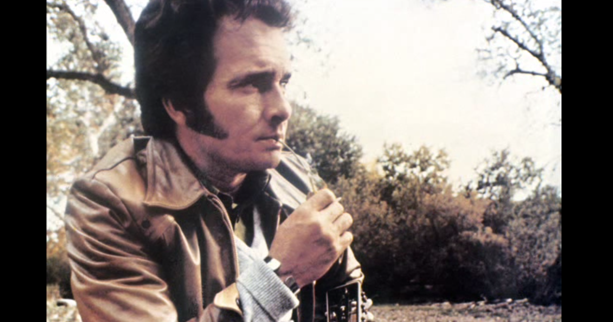 Merle haggard if we make it through december 40 for Sad country music videos that make you cry
