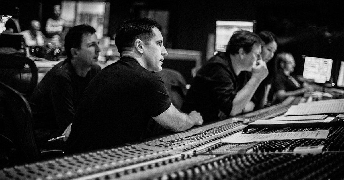 Trent Reznor on New Nine Inch Nails, Soundtrack Experiments ...