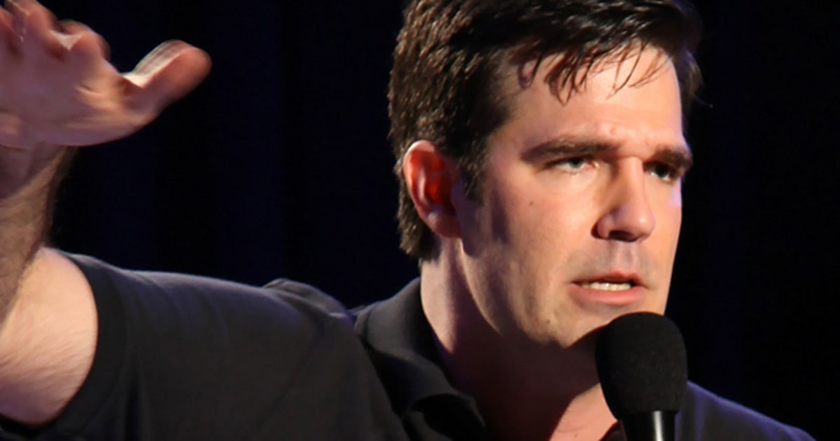 Q Amp A Twitter Star Rob Delaney On Conan Shakespeare And