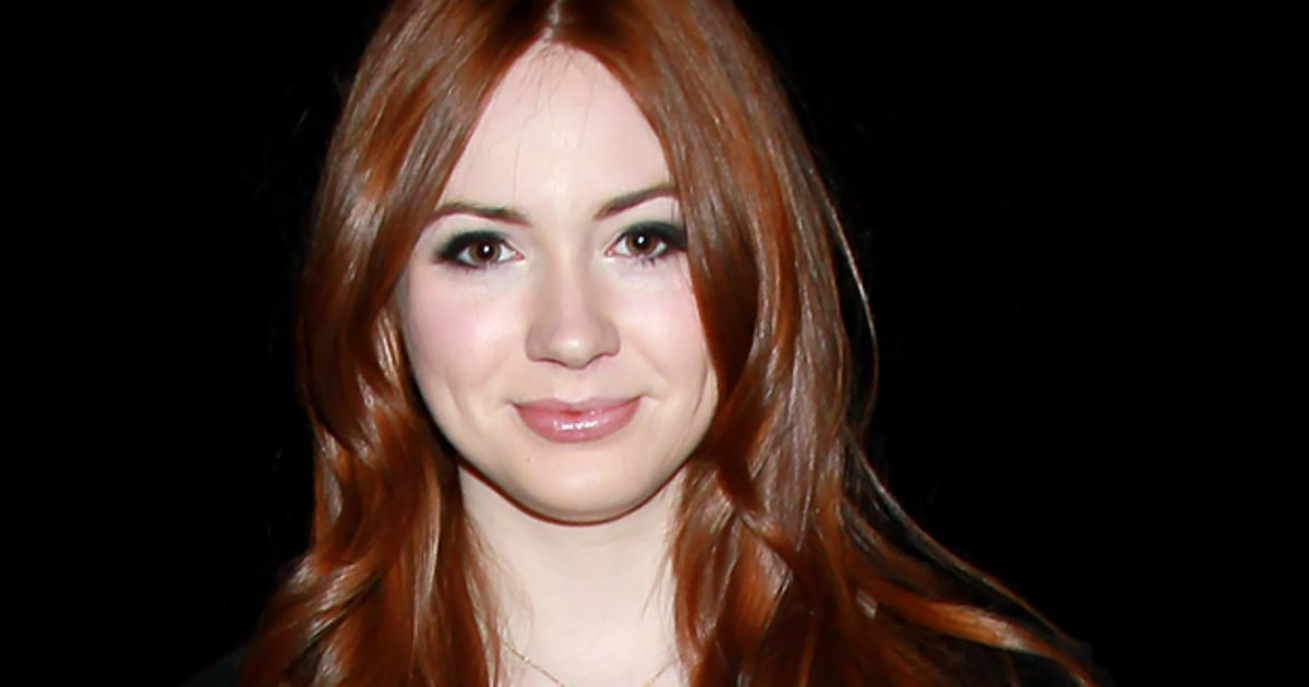 doctor who star karen gillan ive become a fullon