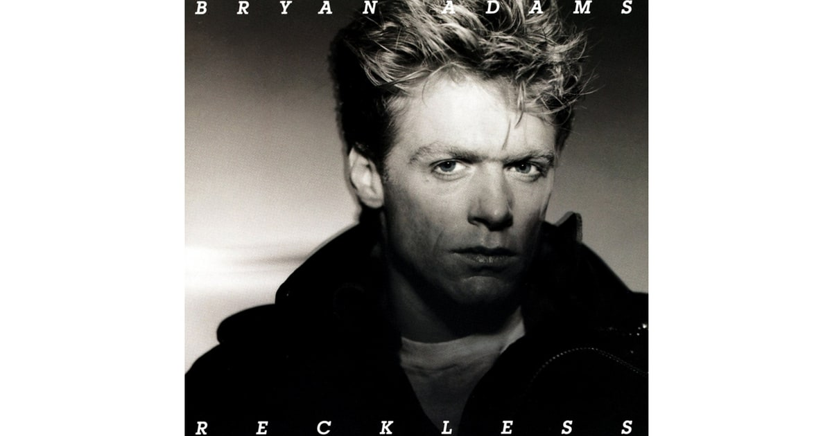 Bryan Adams, 'Reckless' (1984) | 50 Rock Albums Every Country Fan Should Own | Rolling Stone