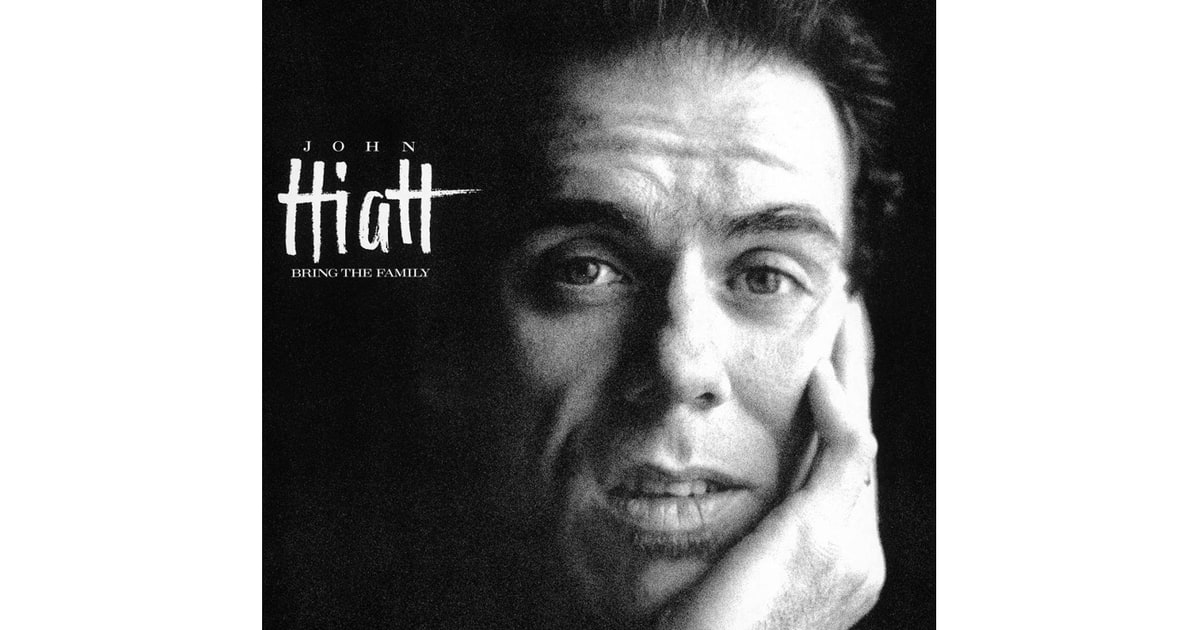 John Hiatt, 'Bring the Family' (1987) | 50 Rock Albums ...