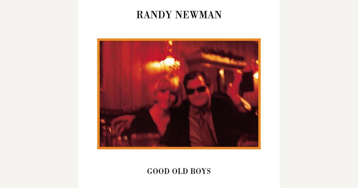 Randy Newman Good Old Boys 1974 50 Rock Albums