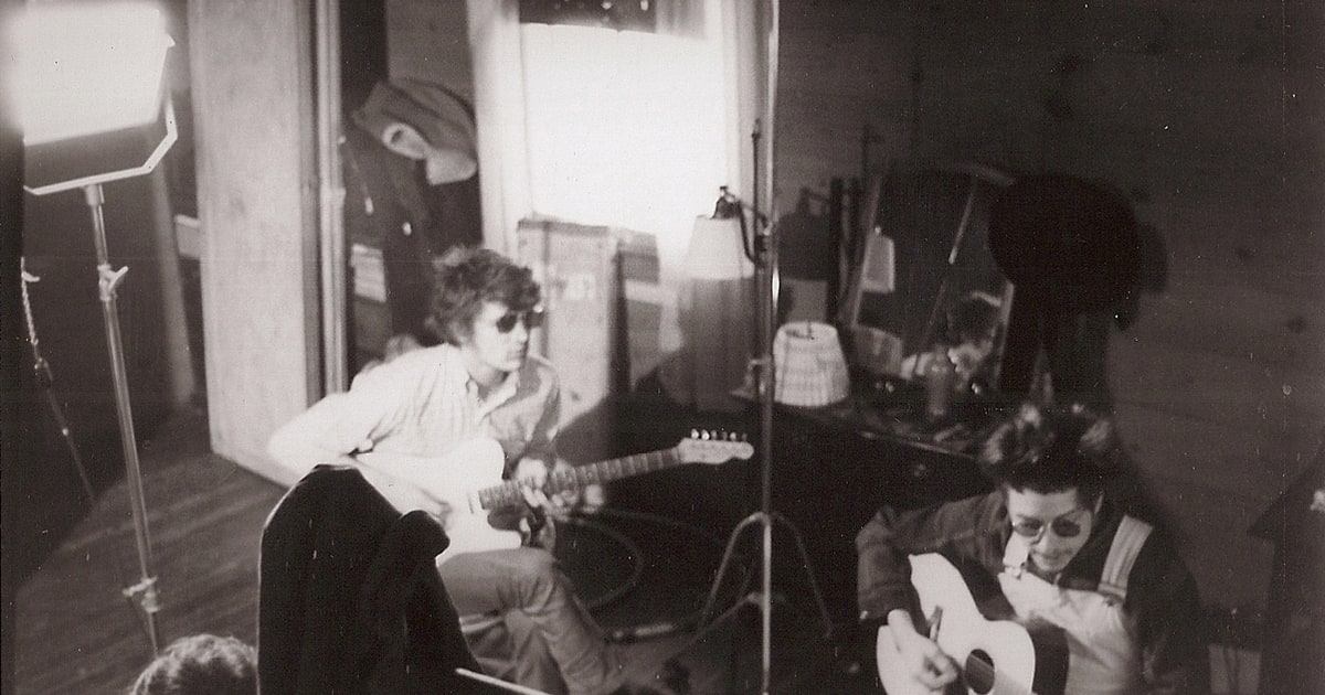 Ordinary The Basement Tapes Bob Dylan Part - 8: The Murk And Mystique: Greil Marcus On U0027The Basement Tapesu0027