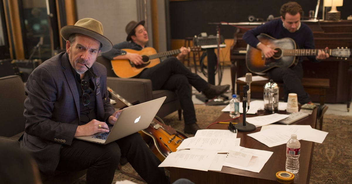 'The New Basement Tapes' Now Streaming Online