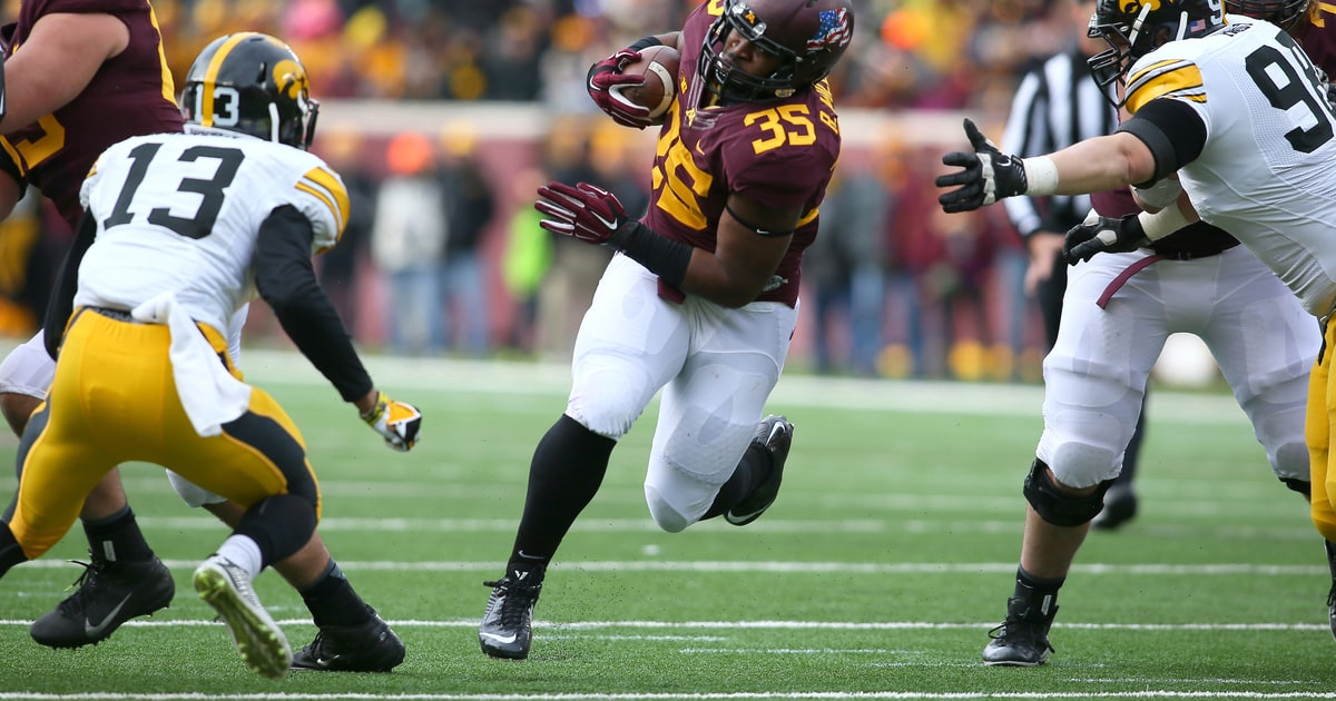 College Football Playoff Snubs >> The Golden Gopher Effect: Minnesota Causes College Football Chaos - Rolling Stone