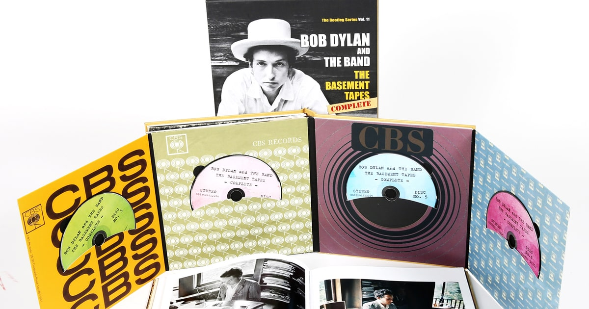 Bob Dylan And The Band, 'The Basement Tapes Complete