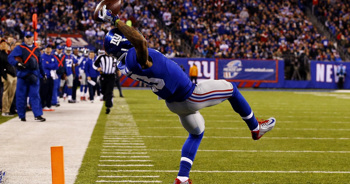 Nfl Winners And Losers Odell Beckham Jr Makes The Catch