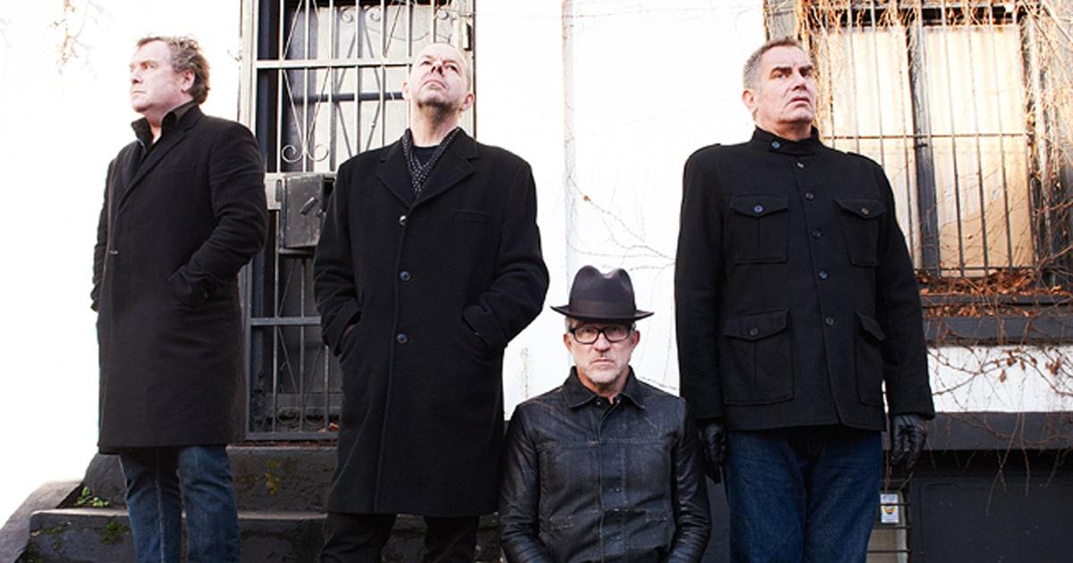 The Pop Group Reveal New Album Citizen Zombie Rolling