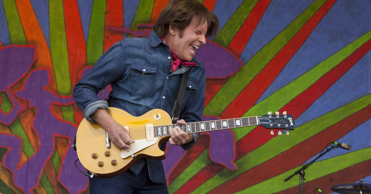 John Fogerty Denounces Angry Former Ccr Members After