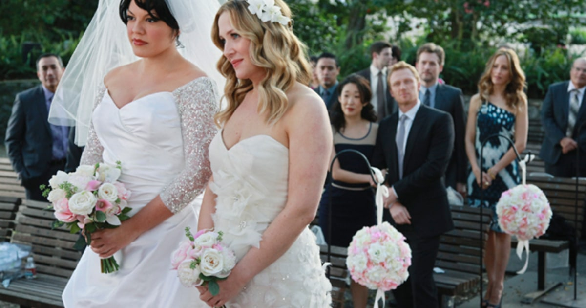 The Best Gay Weddings on TV (So Far) - Rolling Stone