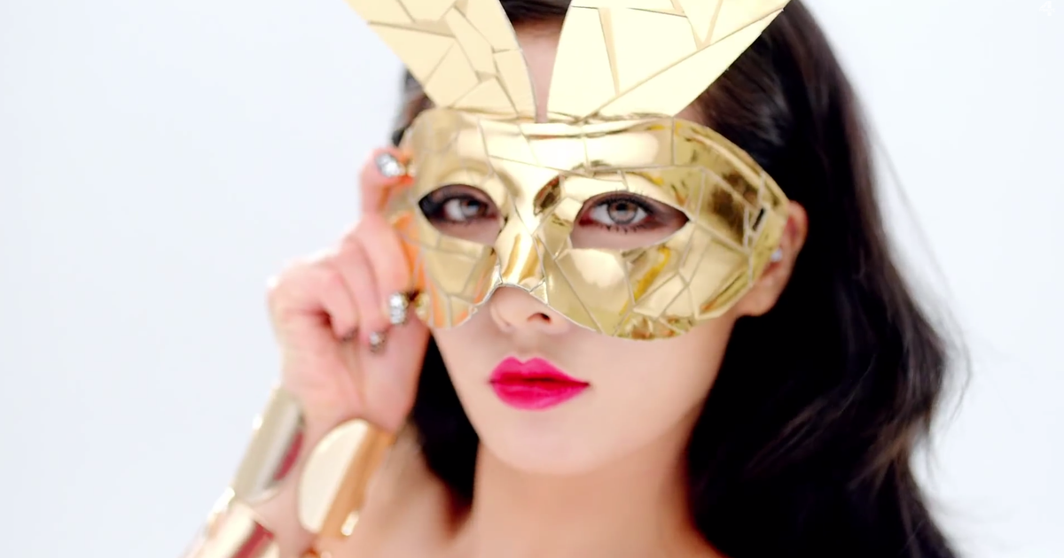 Hyuna Quot Red Quot 10 Best Music Videos Of 2014 Rolling Stone