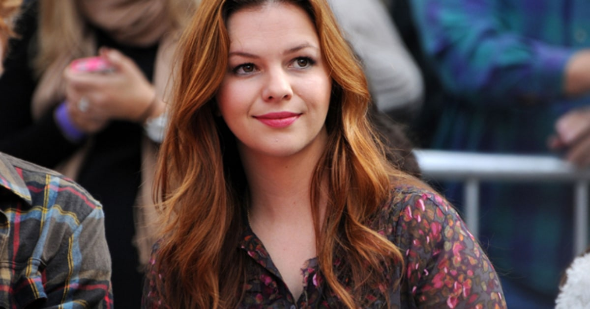 Harperamber: 'Two And A Half Men' Adds Amber Tamblyn
