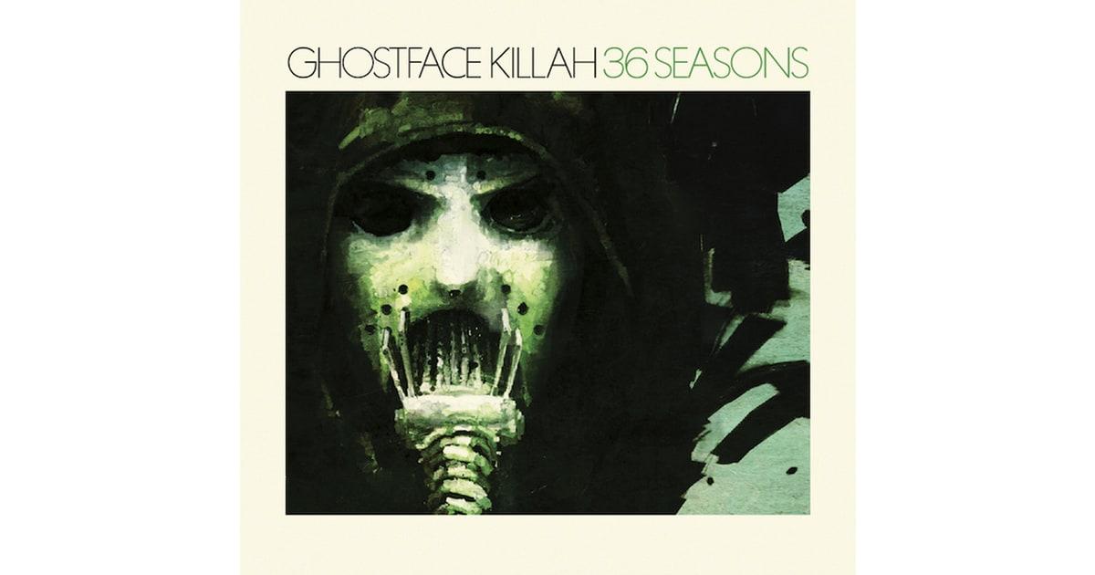 Ghostface Killah 36 Seasons 40 Best Rap Albums Of