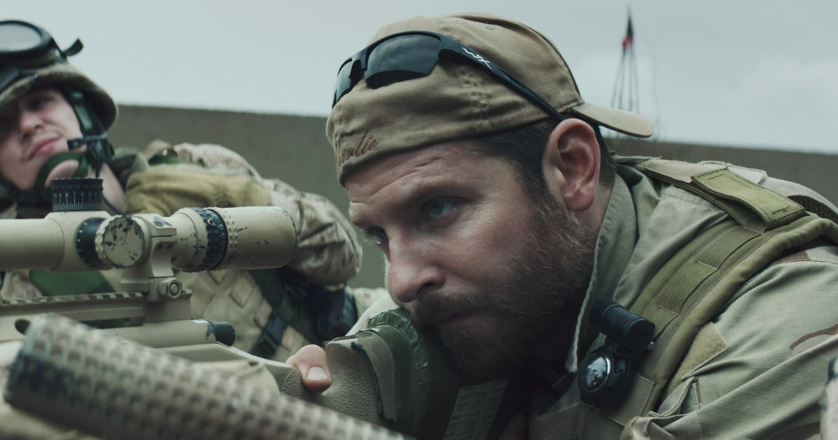 American Sniper American Sniper39 Is Almost Too Dumb to Criticize Rolling Stone